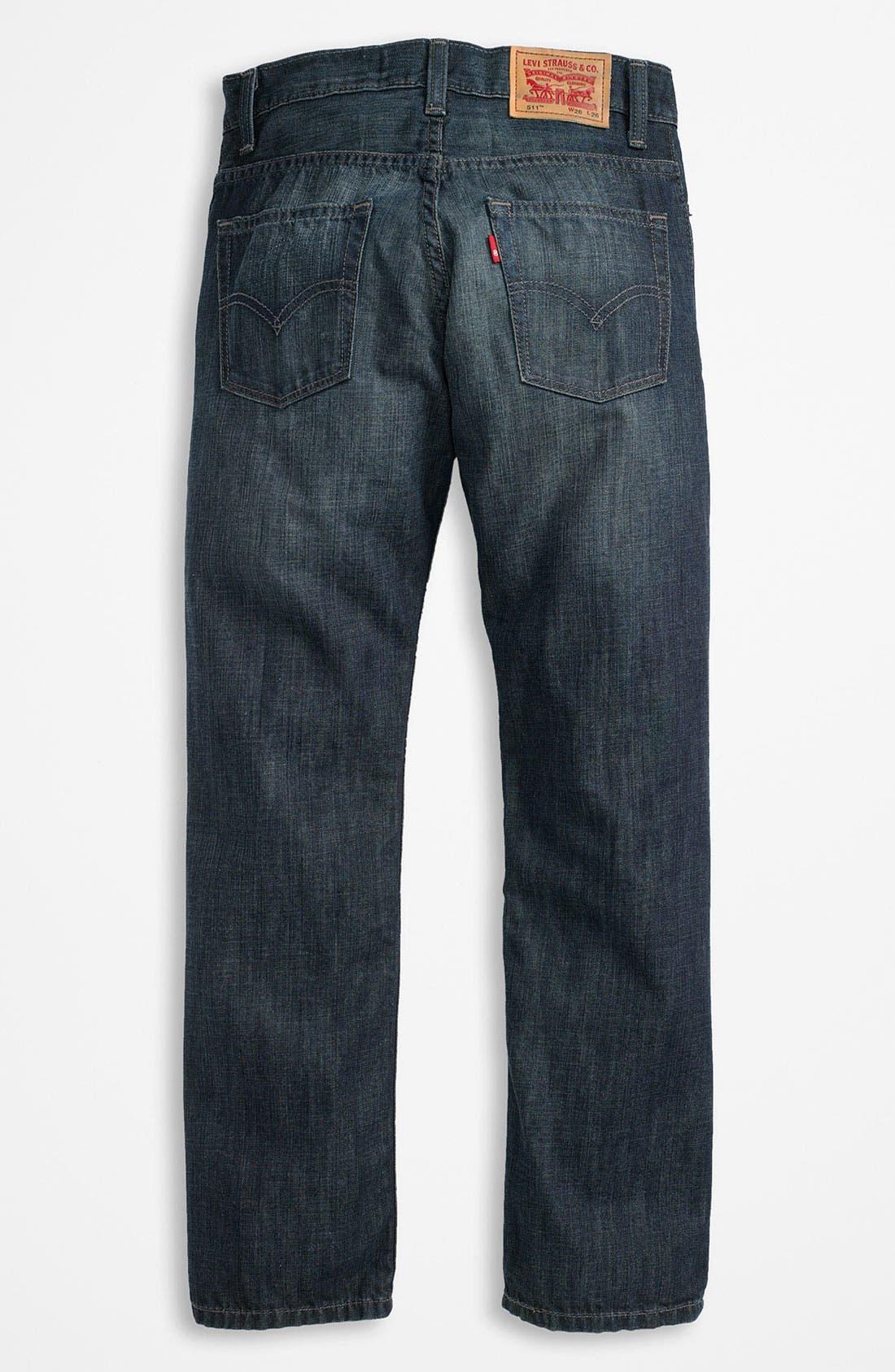 Main Image - Levi's® '511™' Jeans (Big Boys)