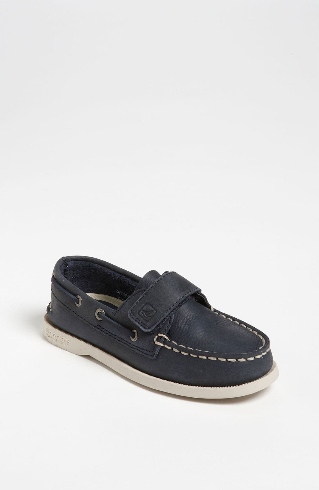Alternate Image 1 Selected - Sperry Top-Sider® Kids 'Authentic Original' Boat Shoe (Walker, Toddler & Little Kid)