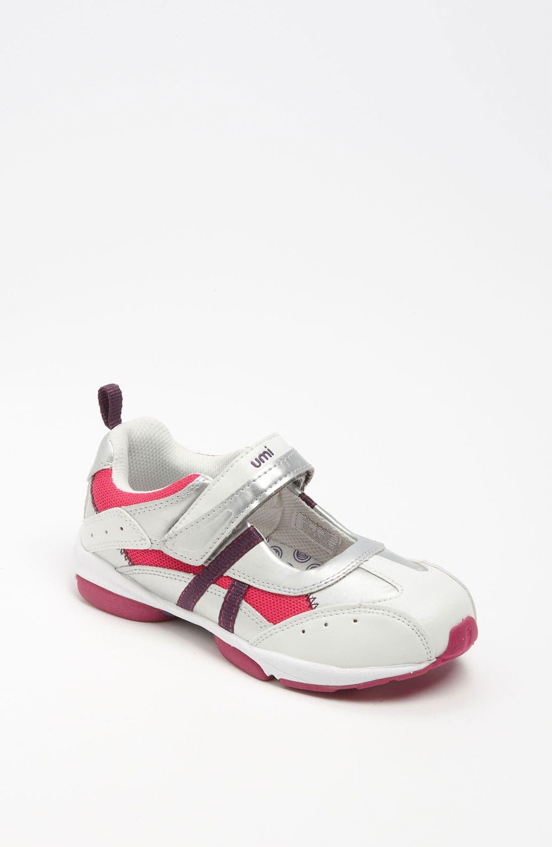 Main Image - Umi 'Juli' Sneaker (Toddler, Little Kid & Big Kid)