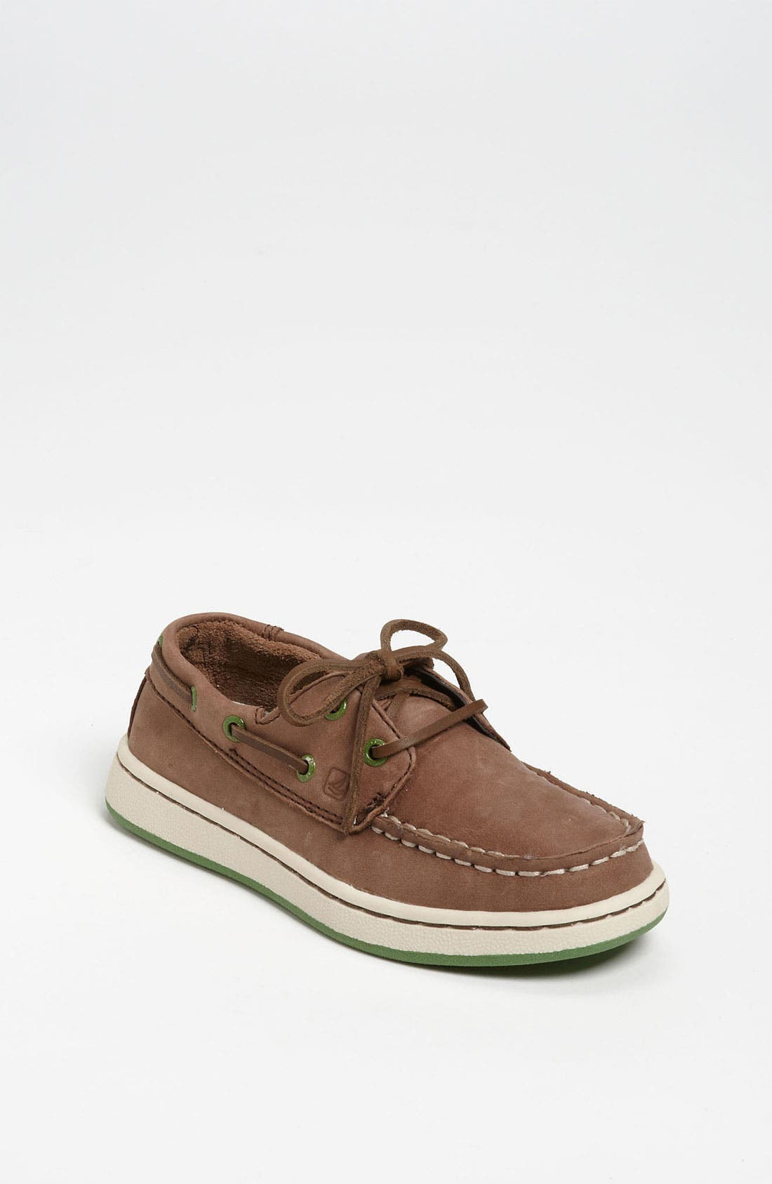 Alternate Image 1 Selected - Sperry Top-Sider® Kids 'Cupsole' Loafer (Toddler)