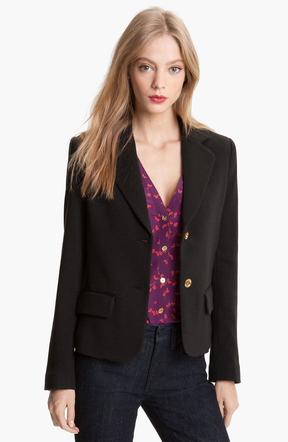 Alternate Image 1 Selected - Tory Burch 'Beverly' Jacket