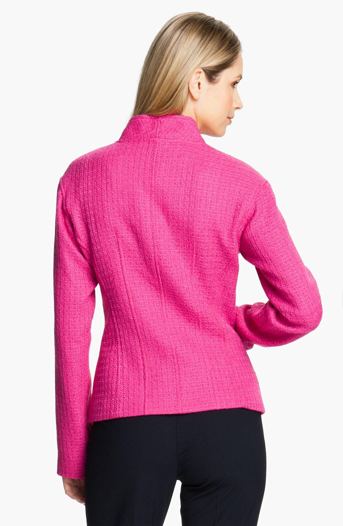 Alternate Image 2  - Lafayette 148 New York 'Patricia Abbey Tweed' Jacket