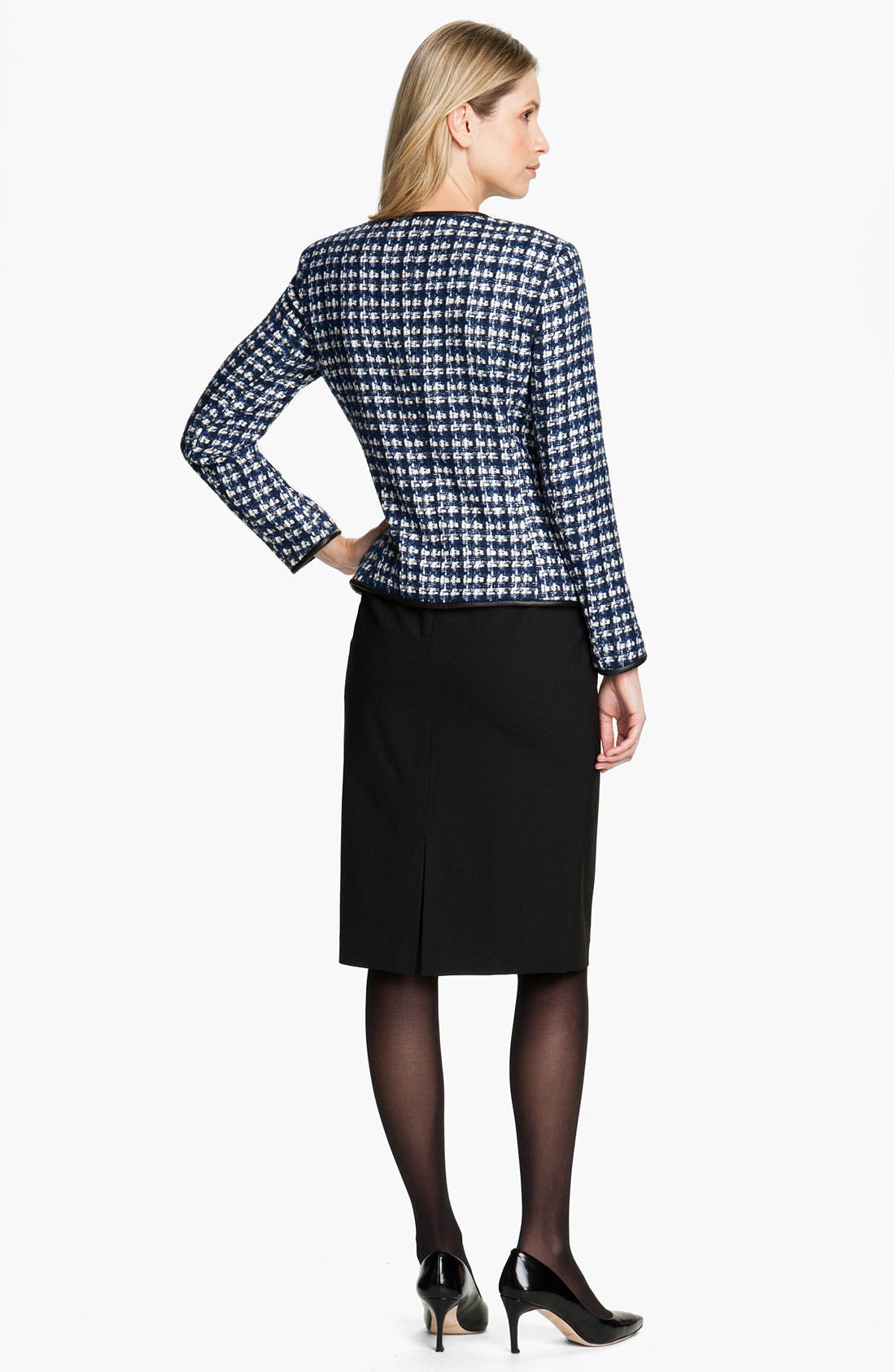 Alternate Image 2  - Lafayette 148 New York 'Maxine' Skirt
