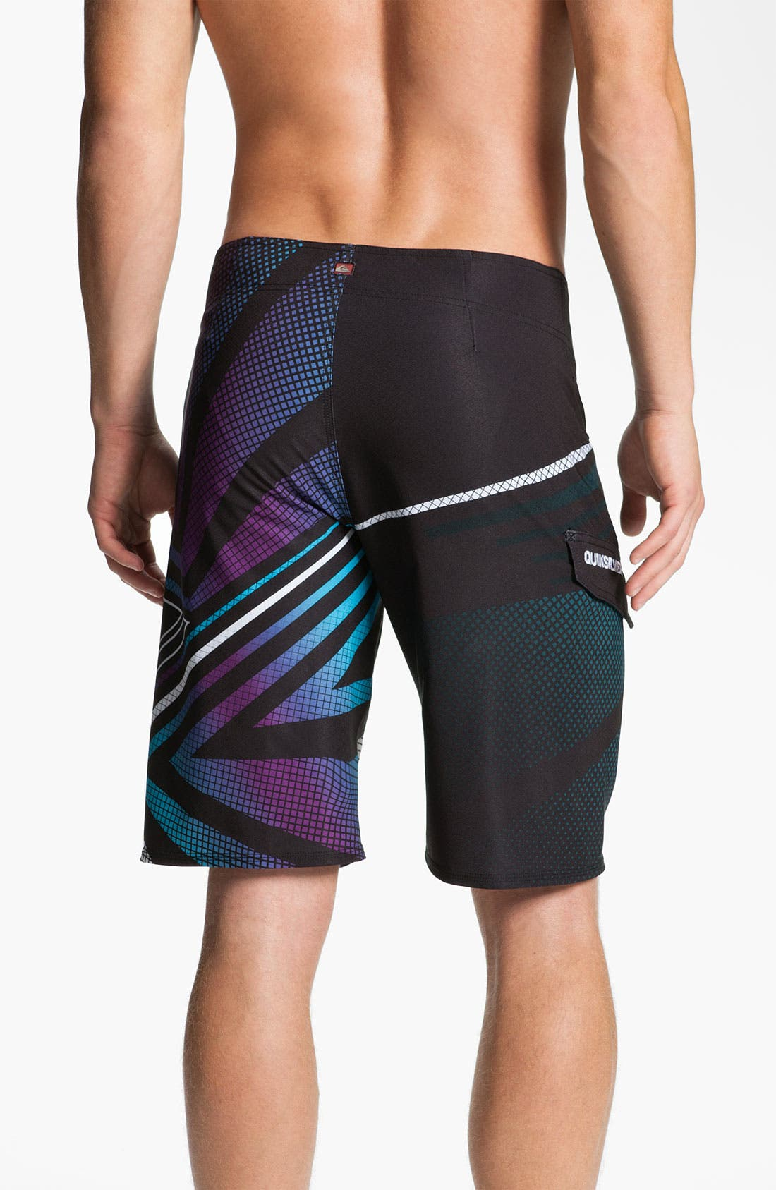 Alternate Image 2  - Quiksilver 'Blast Off' Board Shorts