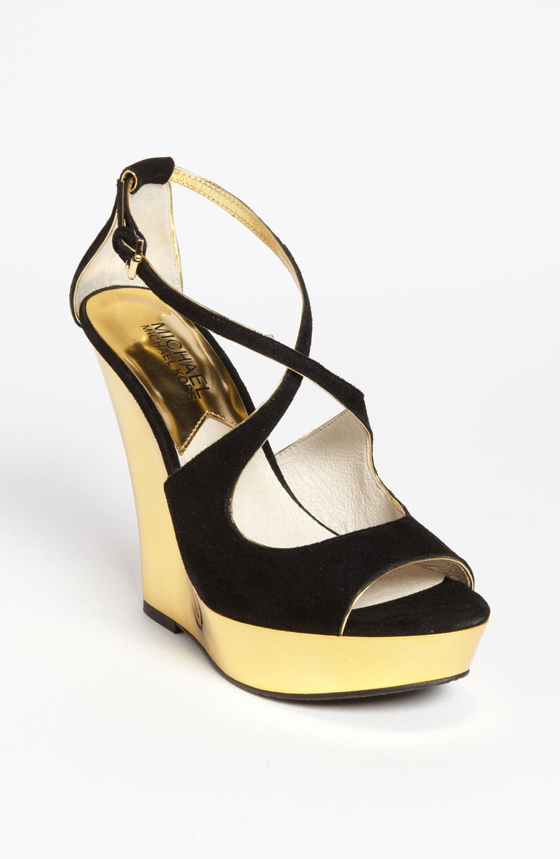 Alternate Image 1 Selected - MICHAEL Michael Kors 'Gideon' Wedge
