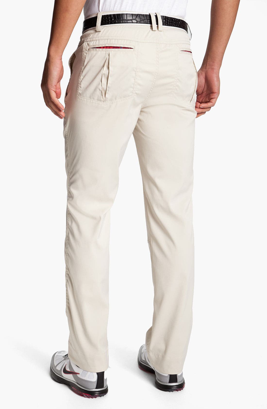 Alternate Image 2  - Nike Golf 'Sport Novelty' Dri-FIT Golf Pants