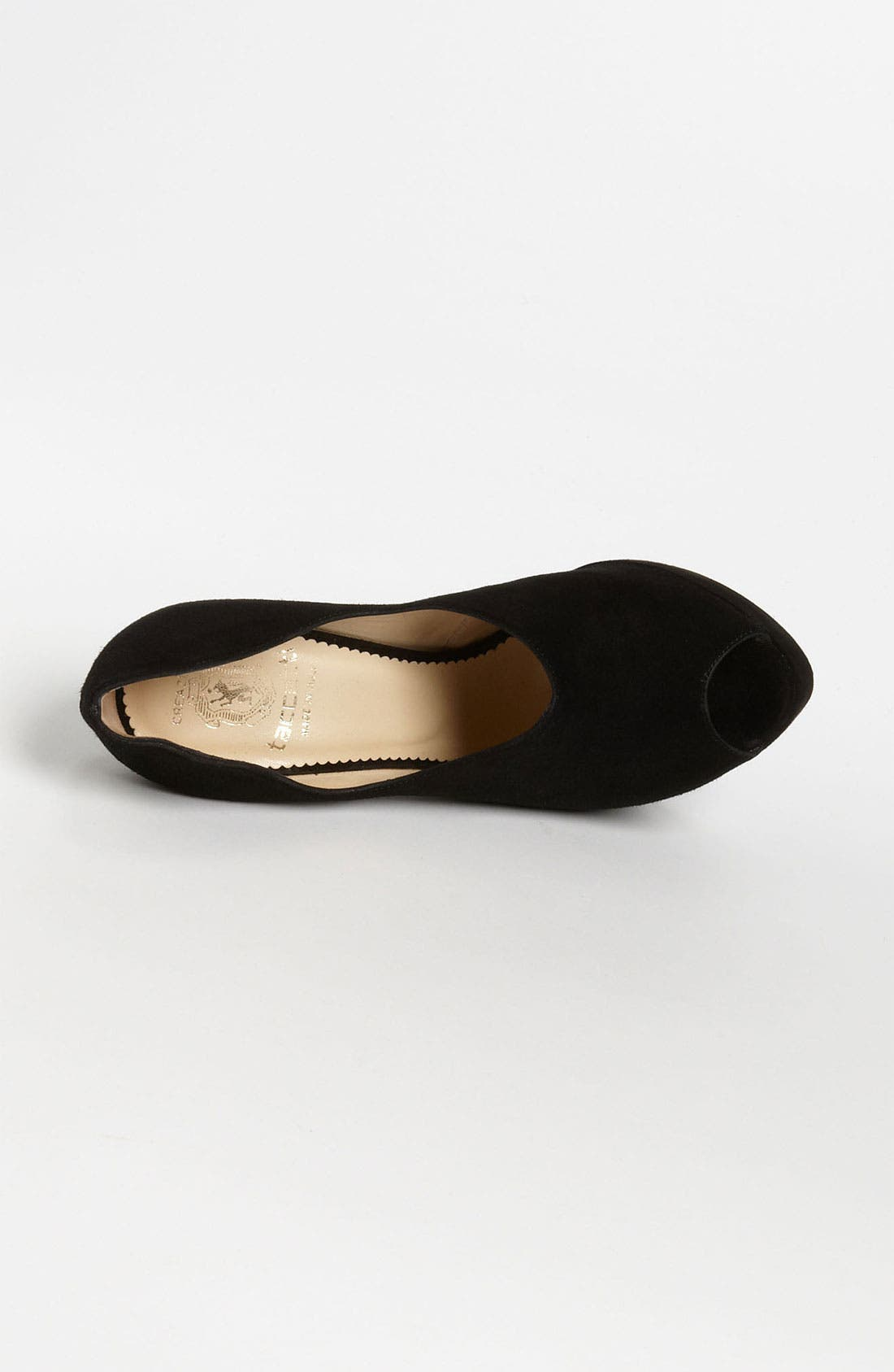 Alternate Image 3  - Taccetti Open Toe Pump