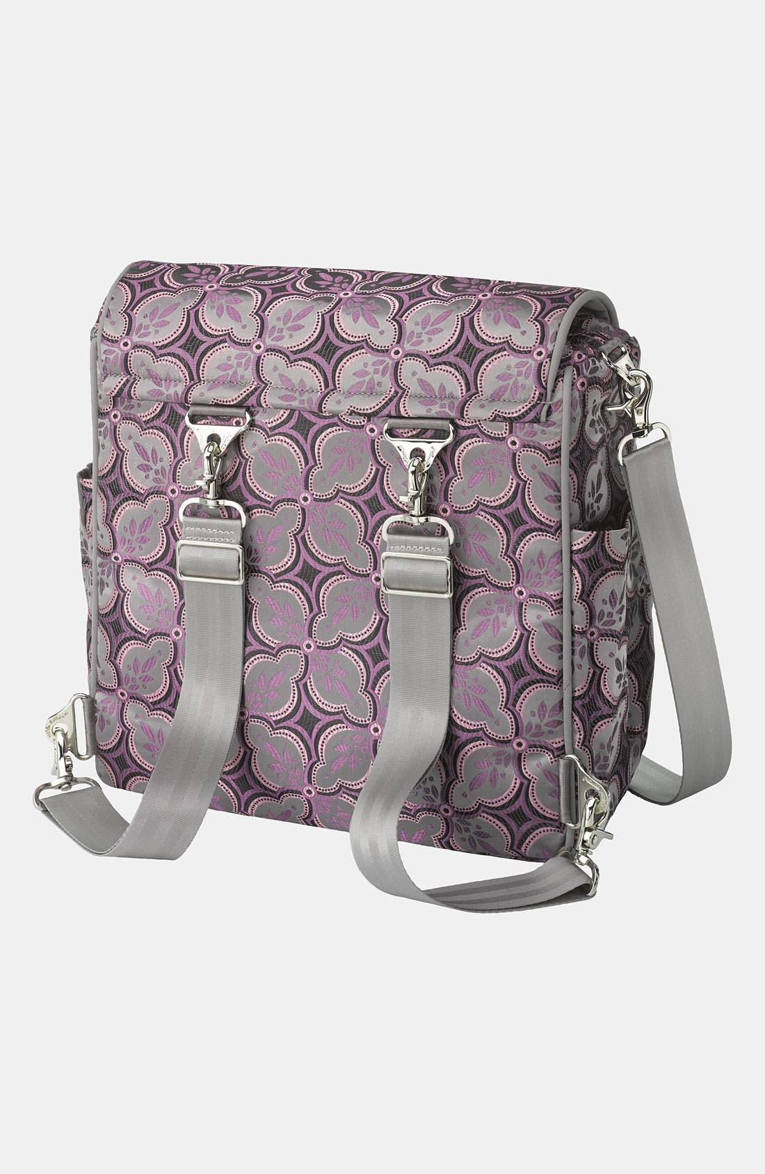 Alternate Image 3  - Petunia Pickle Bottom 'Boxy' Backpack Diaper Bag