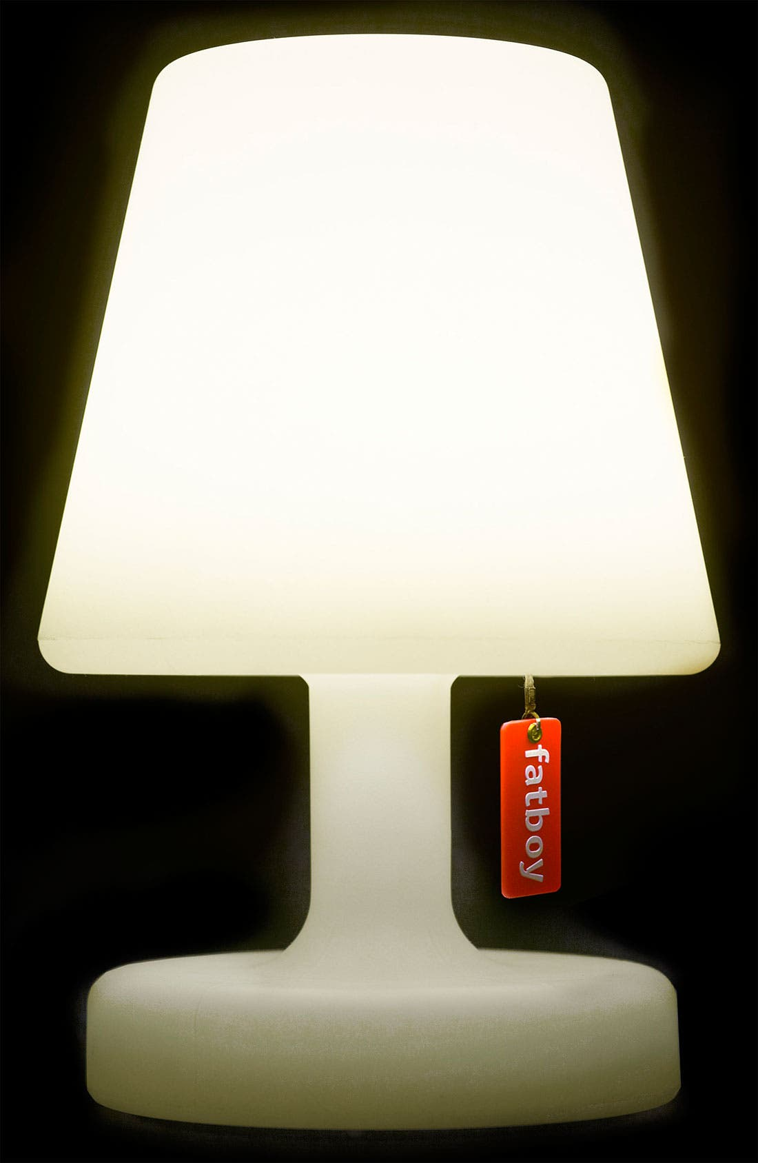 'Edison the Petit' Lamp,                             Alternate thumbnail 2, color,                             White