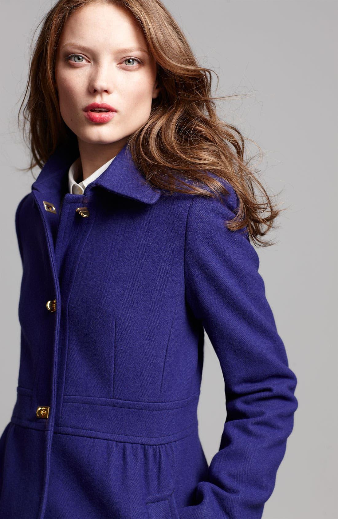Alternate Image 3  - DKNY Turnkey Coat & KUT from the Kloth Corduroy Pants