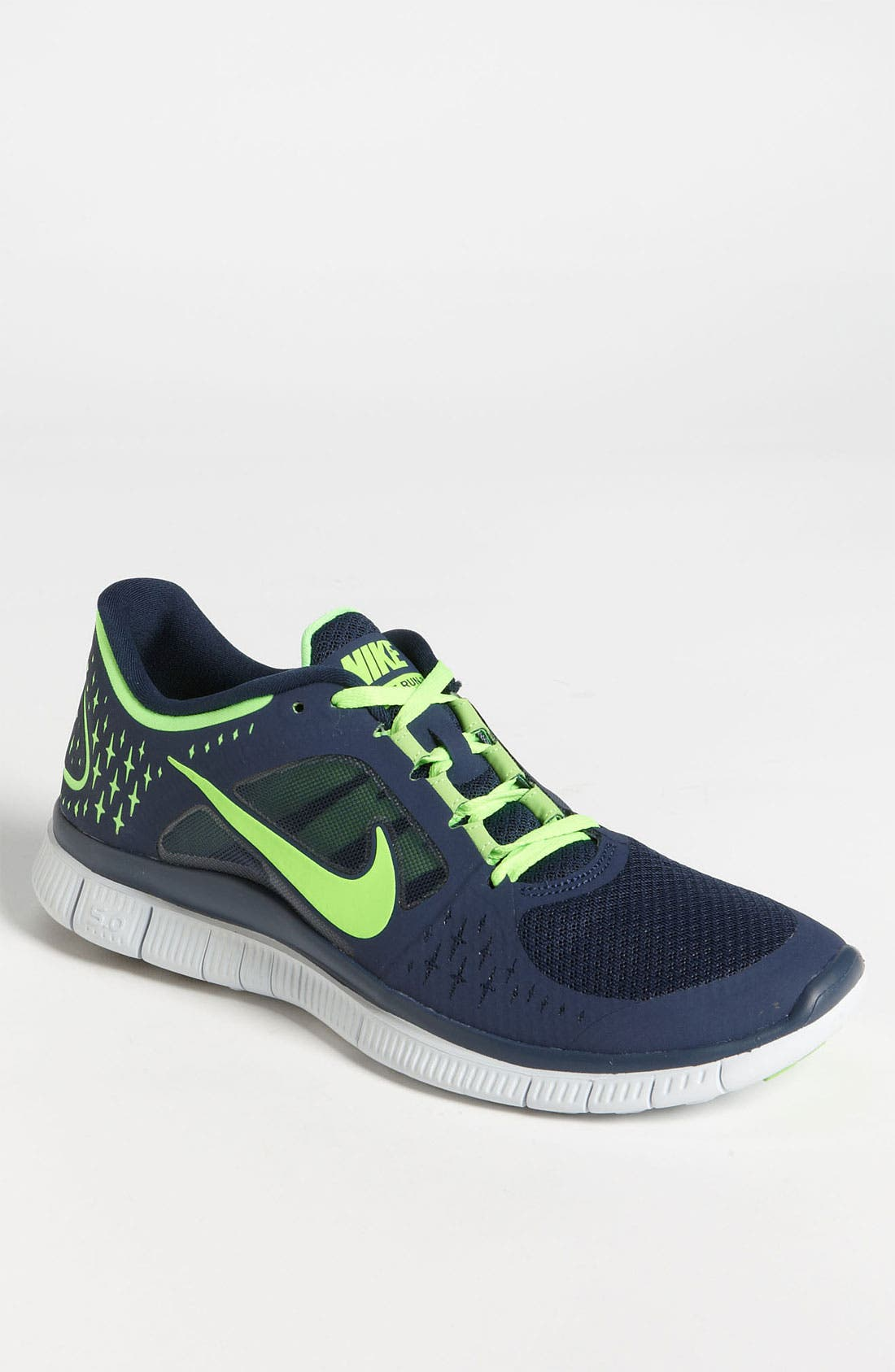 Alternate Image 1 Selected - Nike 'Free Run+ 3' Running Shoe (Men)