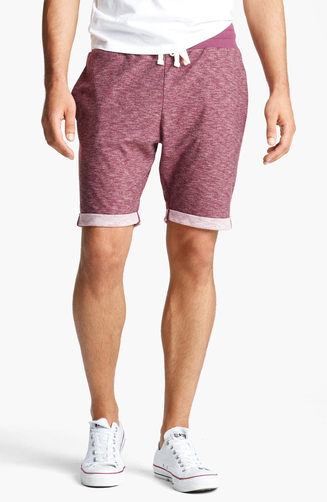Alternate Image 1 Selected - Topman Lounge Shorts