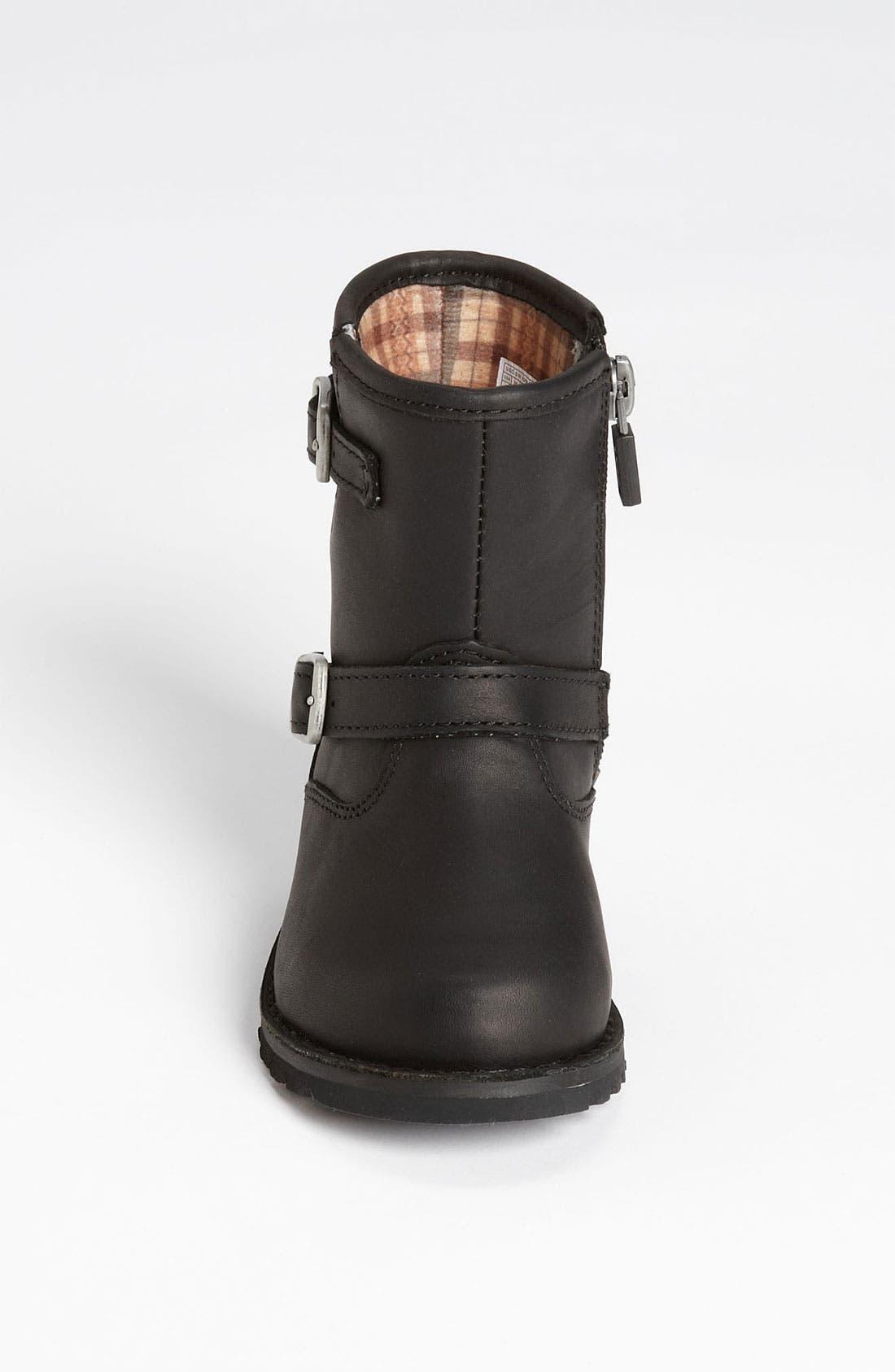 Alternate Image 3  - UGG® 'Harwell' Boot (Walker & Toddler)