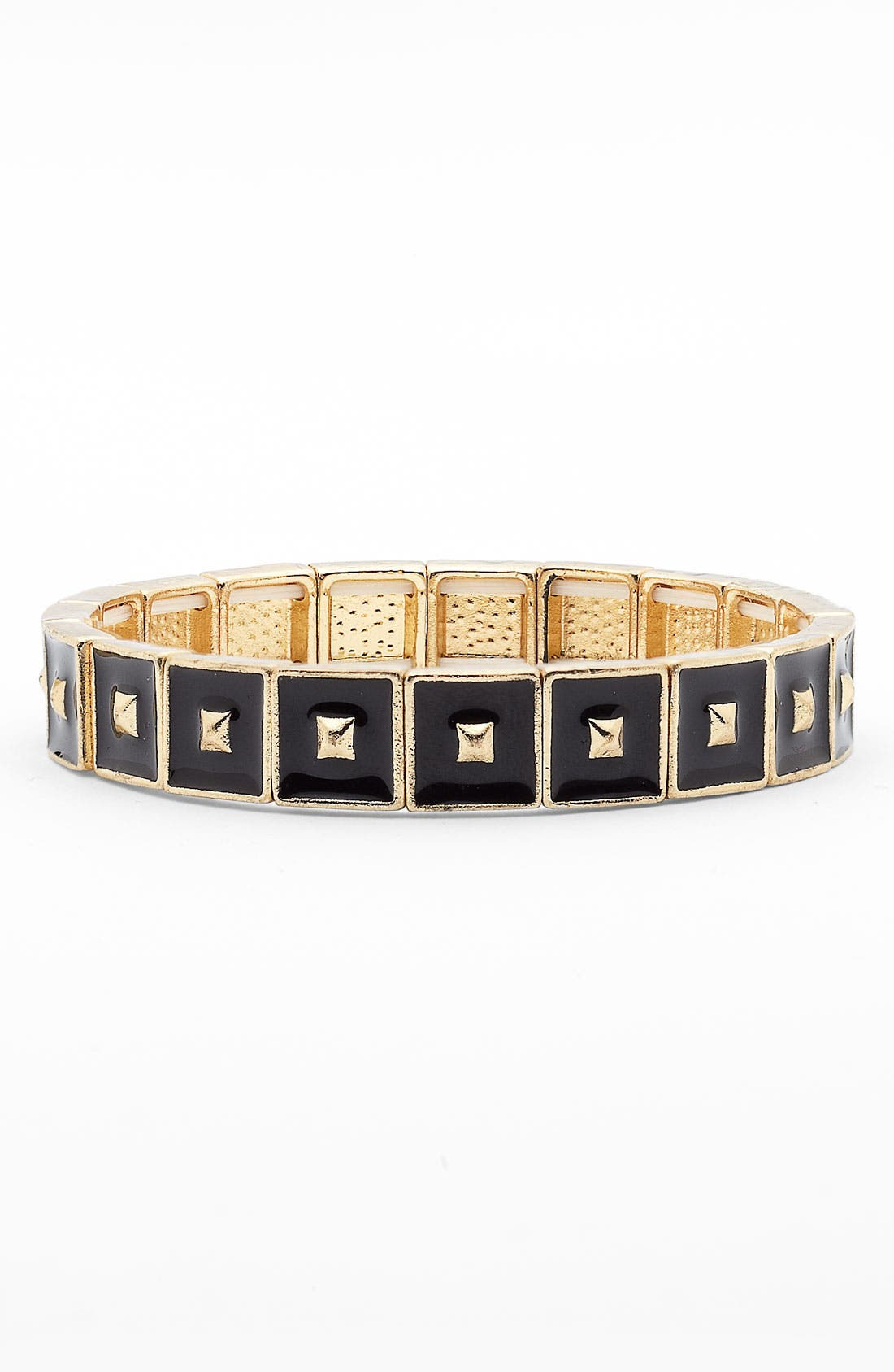 Alternate Image 1 Selected - Stephan & Co. Deco Stretch Bracelet