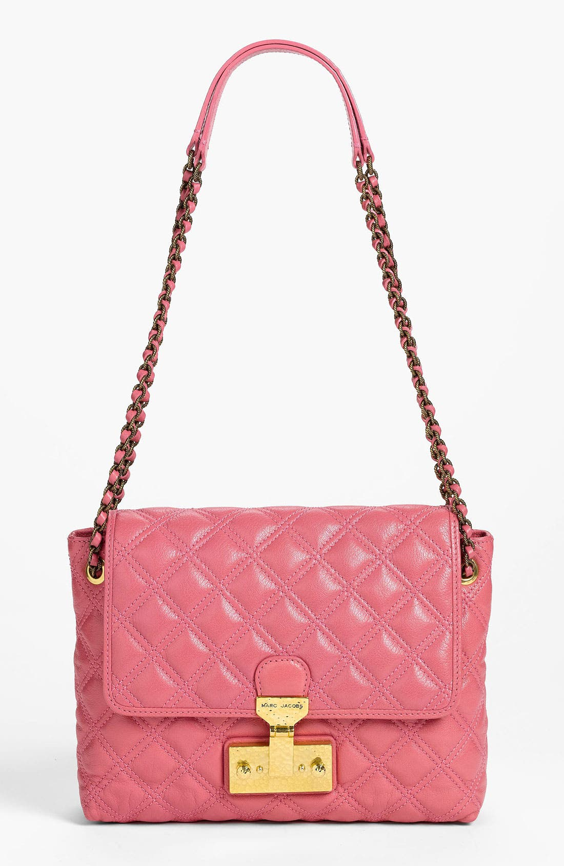 Alternate Image 1 Selected - MARC JACOBS 'Baroque Single - Large' Shoulder Bag
