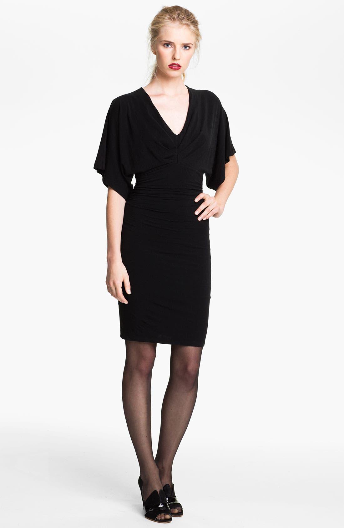 Main Image - Tracy Reese Dolman Sleeve Jersey Dress