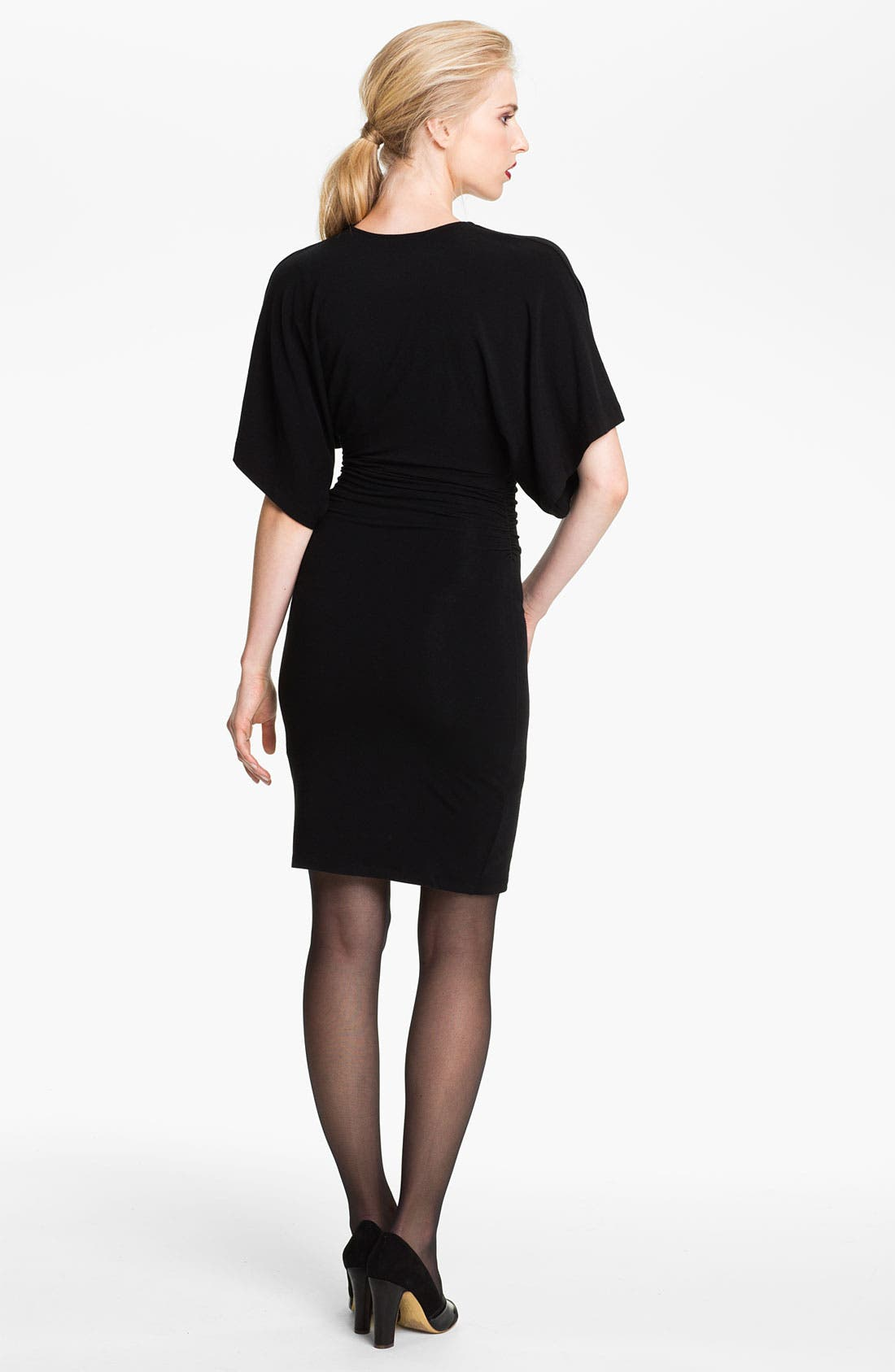 Alternate Image 2  - Tracy Reese Dolman Sleeve Jersey Dress