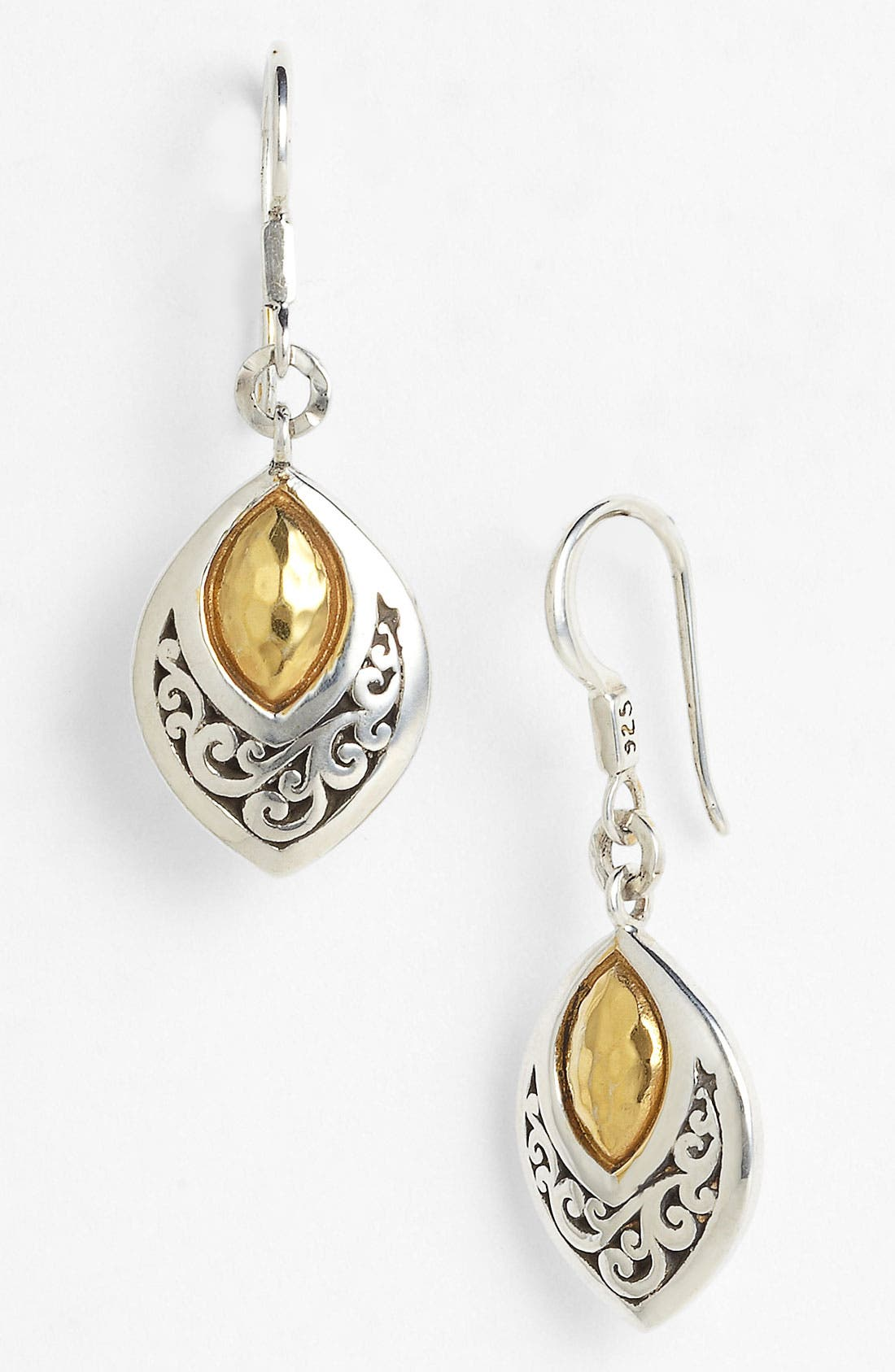 Alternate Image 1 Selected - Lois Hill 'Marquise' Small Drop Earrings