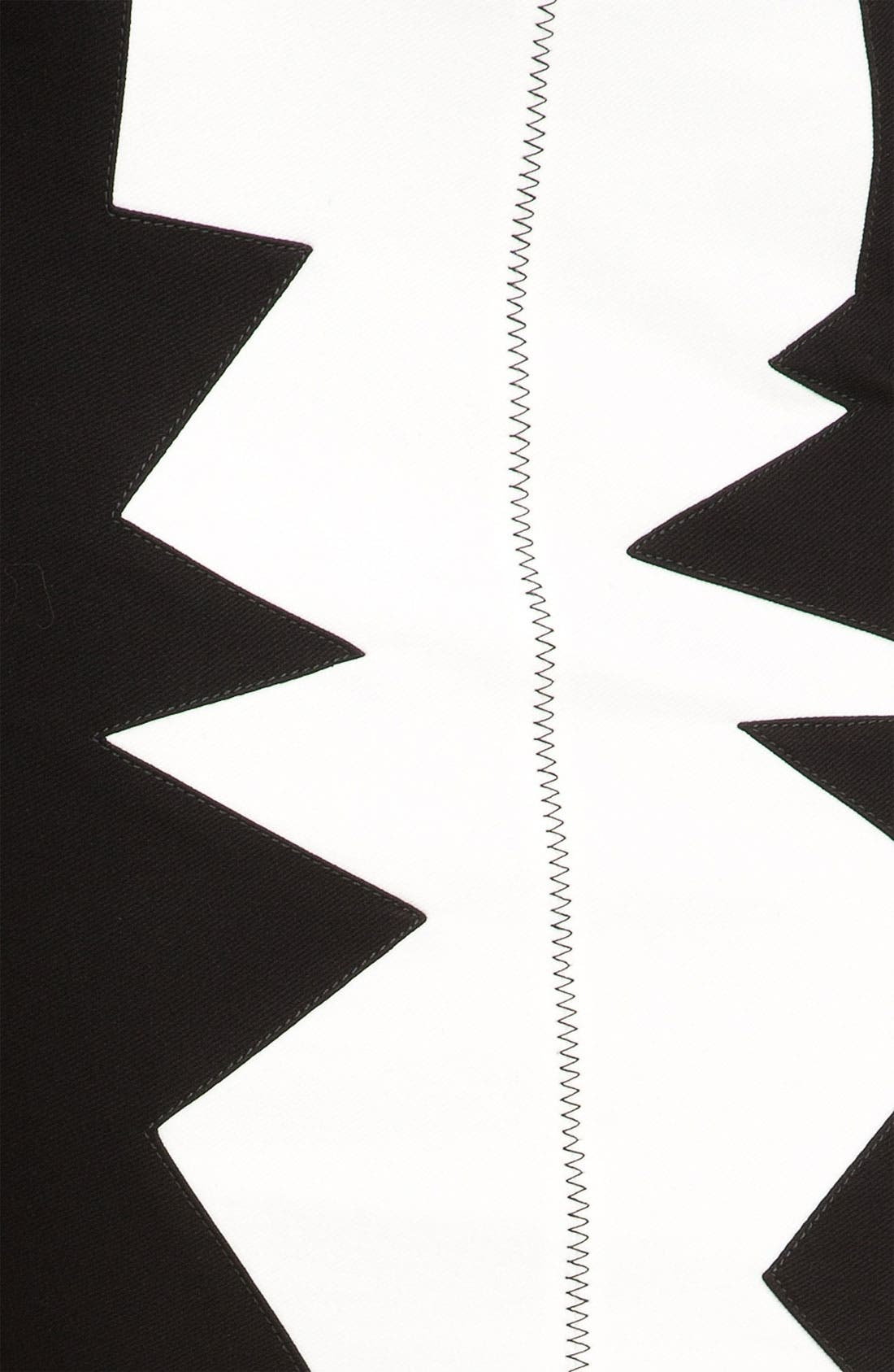 Alternate Image 3  - Kelly Wearstler 'Organto' Contrast Panel Knit Pencil Skirt