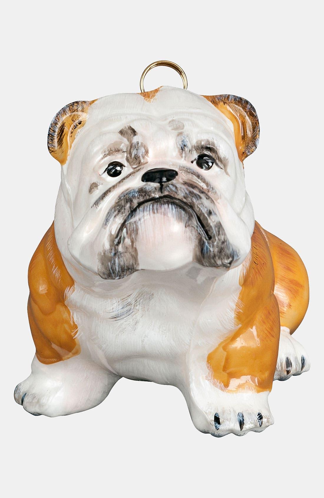 Main Image - Joy to the World Collectibles 'Bulldog' Ornament