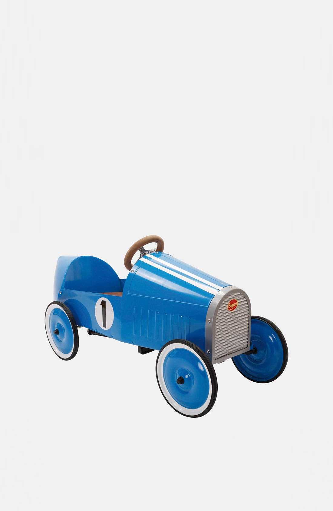 Alternate Image 1 Selected - Baghera 'Monthlery' Pedal Car (Toddler)