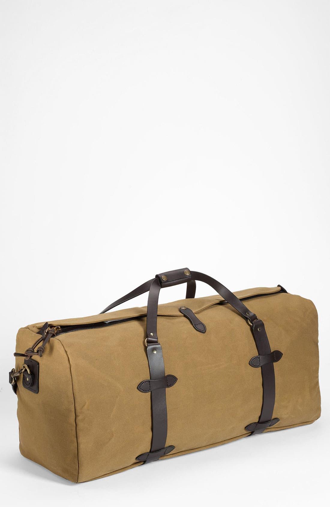Alternate Image 1 Selected - Filson Large Duffel Bag