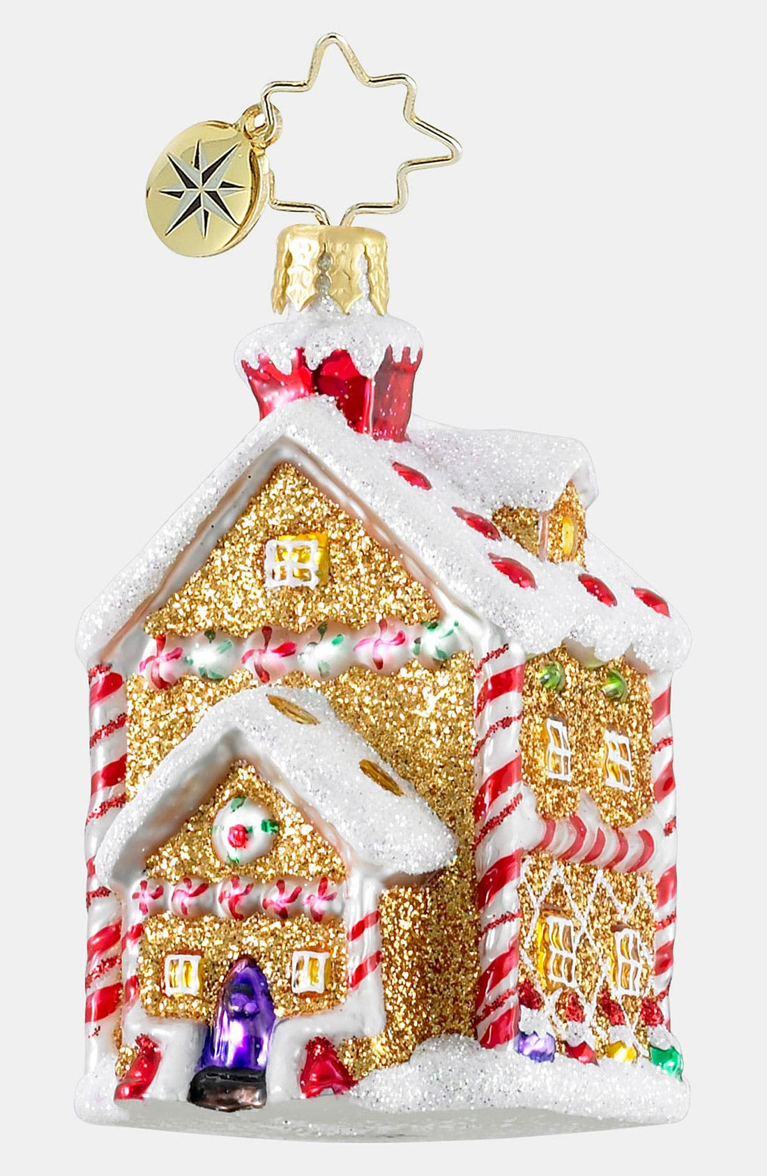Alternate Image 1 Selected - Christopher Radko 'House of Sweets' Ornament