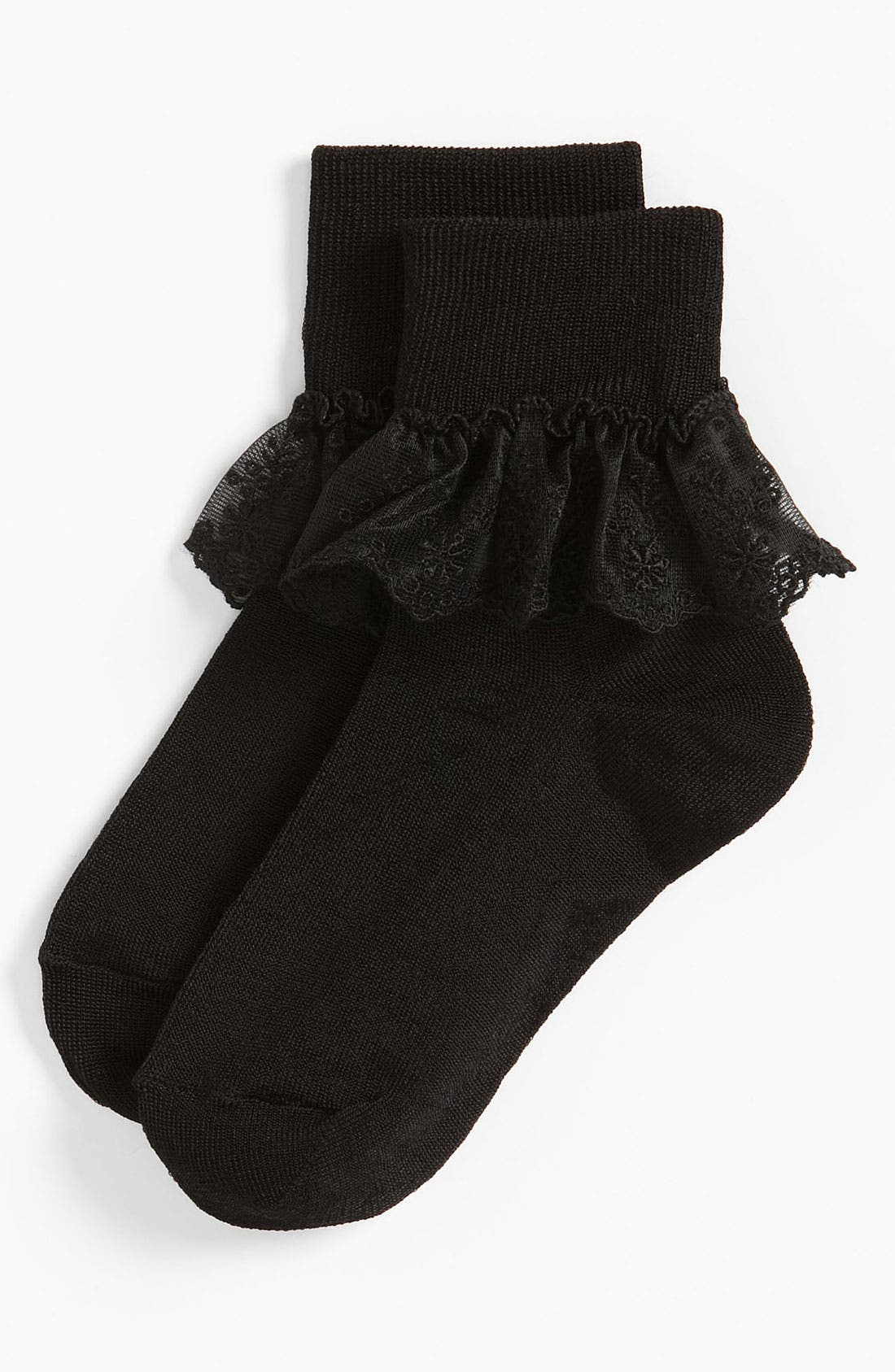 Alternate Image 1 Selected - Nordstrom 'Snow Queen' Socks (Toddler, Little Girls & Big Girls)