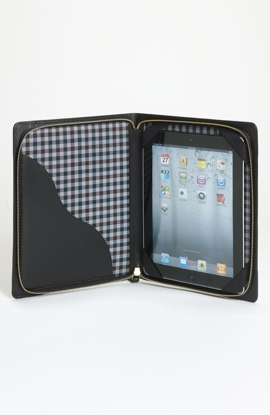 Alternate Image 3  - Ghurka Zip iPad Case