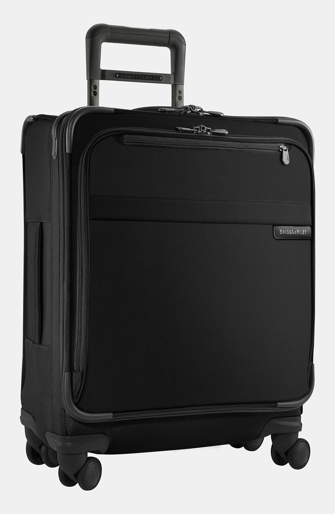 Alternate Image 1 Selected - Briggs & Riley 'Baseline' International Wide Rolling Carry-On (22 Inch)