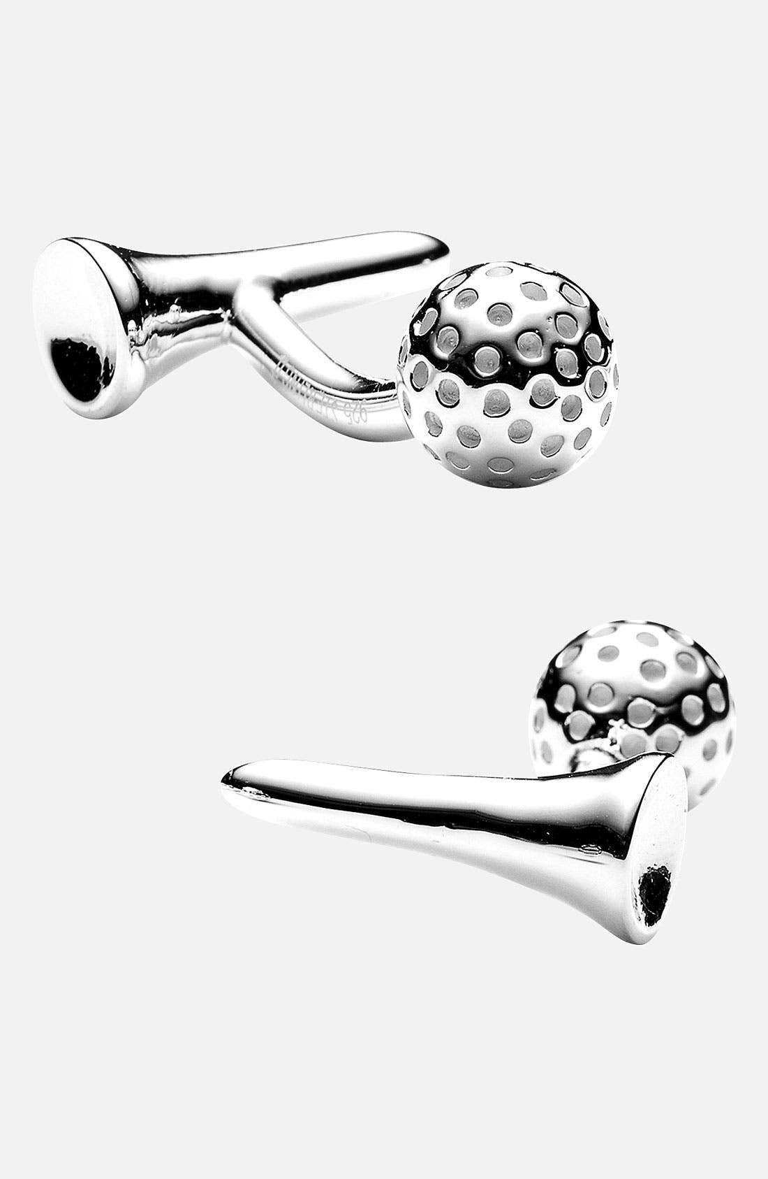 Alternate Image 1 Selected - Ox and Bull Trading Co. Golf Cuff Links