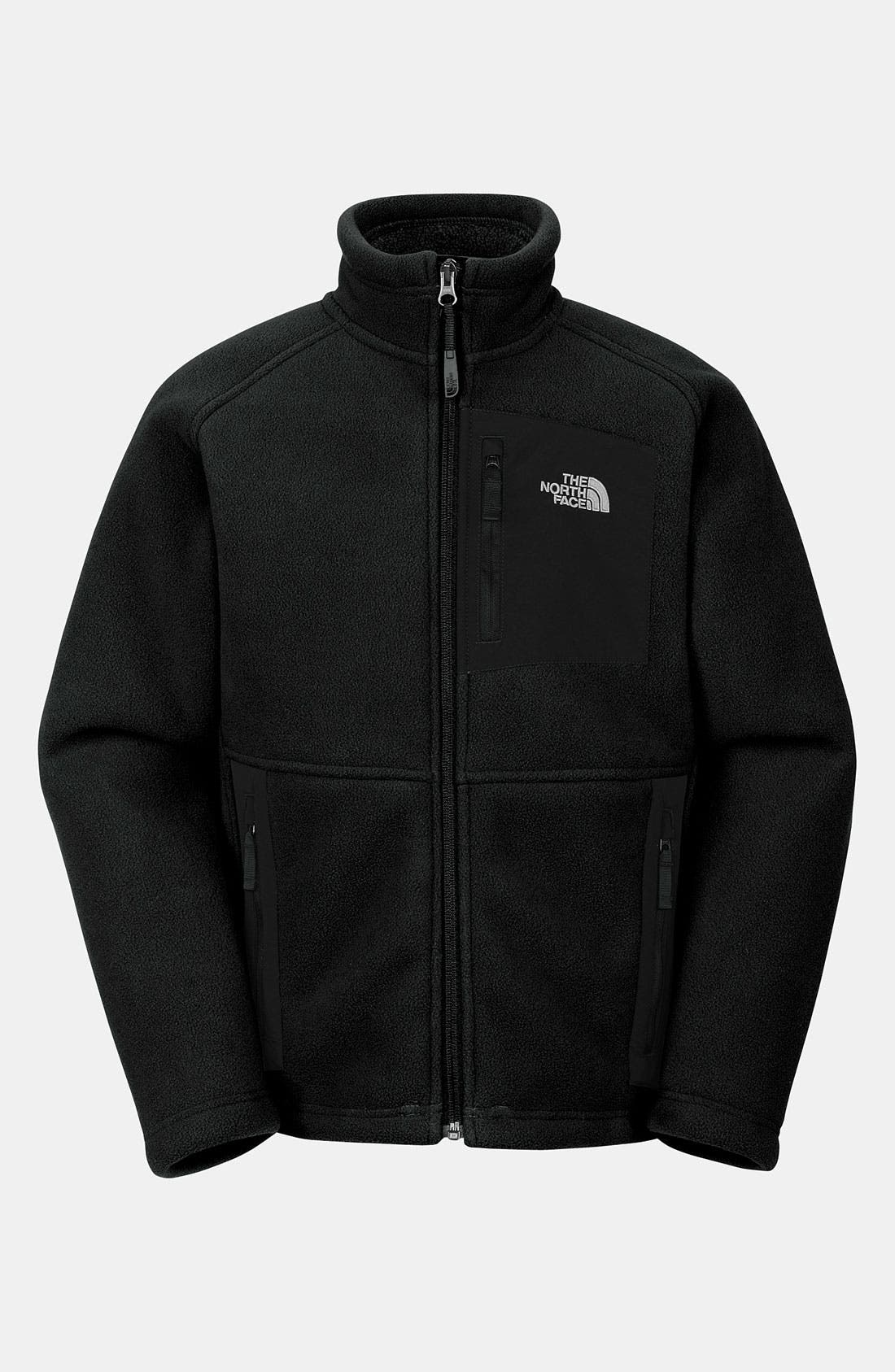 Alternate Image 1 Selected - The North Face 'Hetchy' Fleece Jacket (Big Boys)