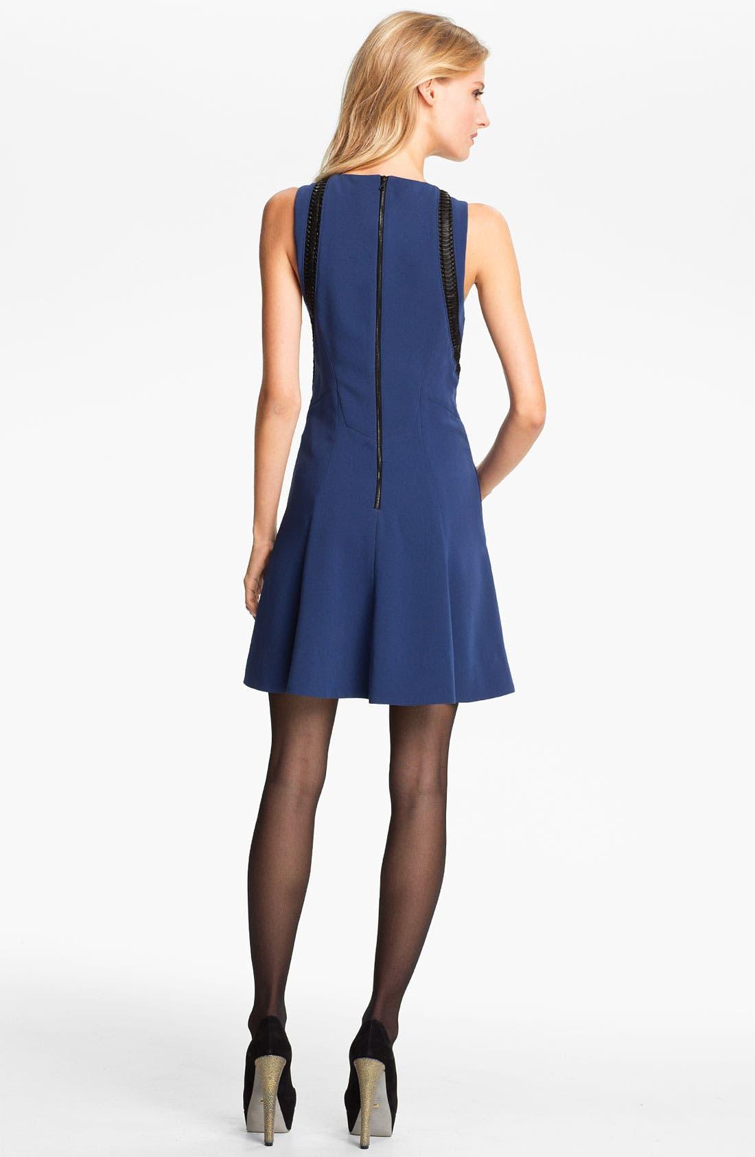 Alternate Image 2  - rag & bone 'Renard' Full Skirt Dress