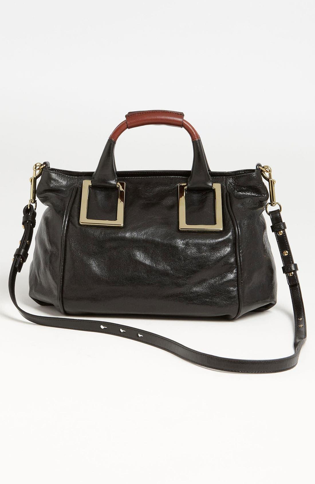 Alternate Image 4  - Chloé 'Ethel - Medium' Leather Satchel
