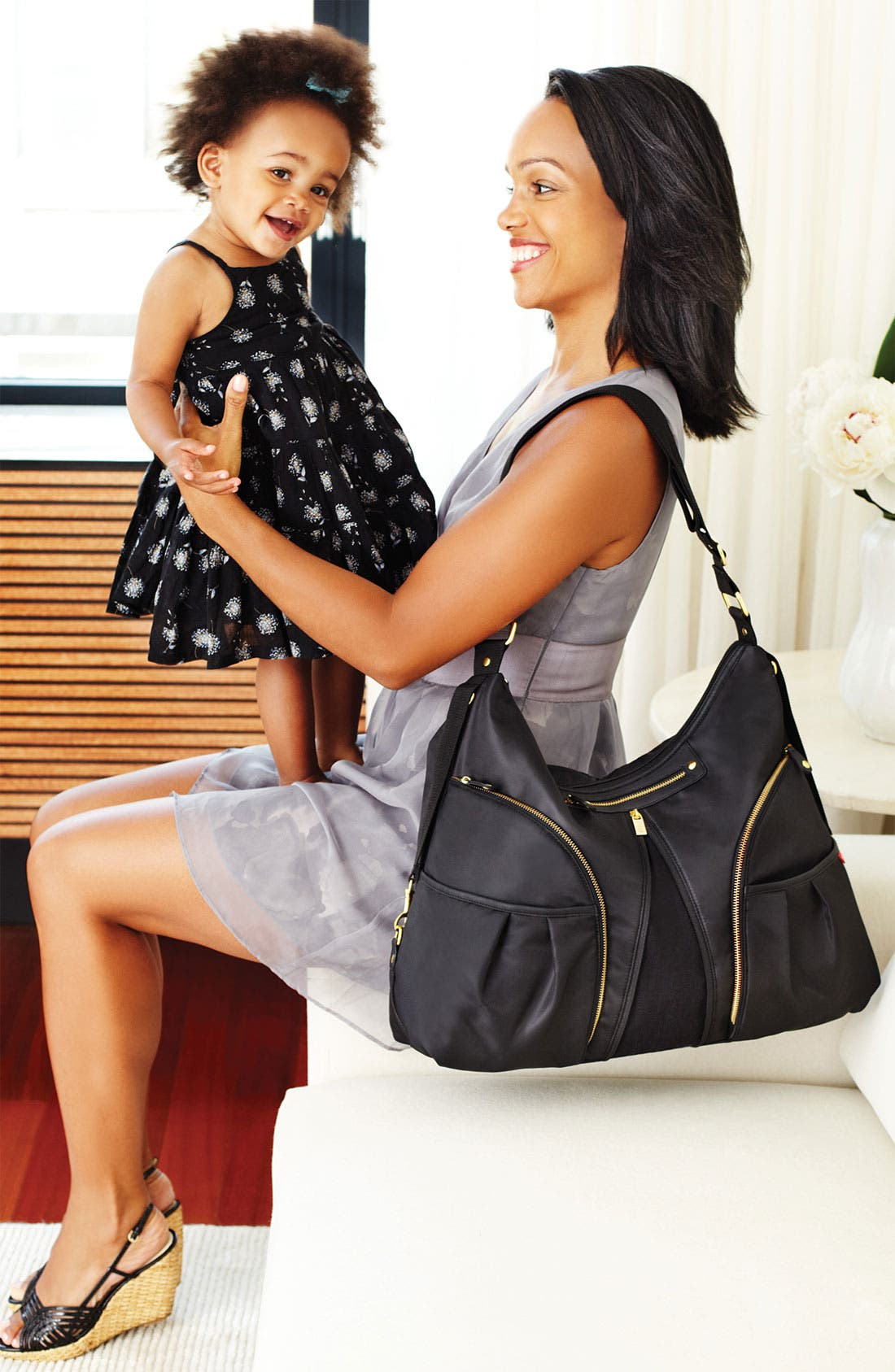 Alternate Image 2  - Skip Hop 'Versa' Diaper Bag