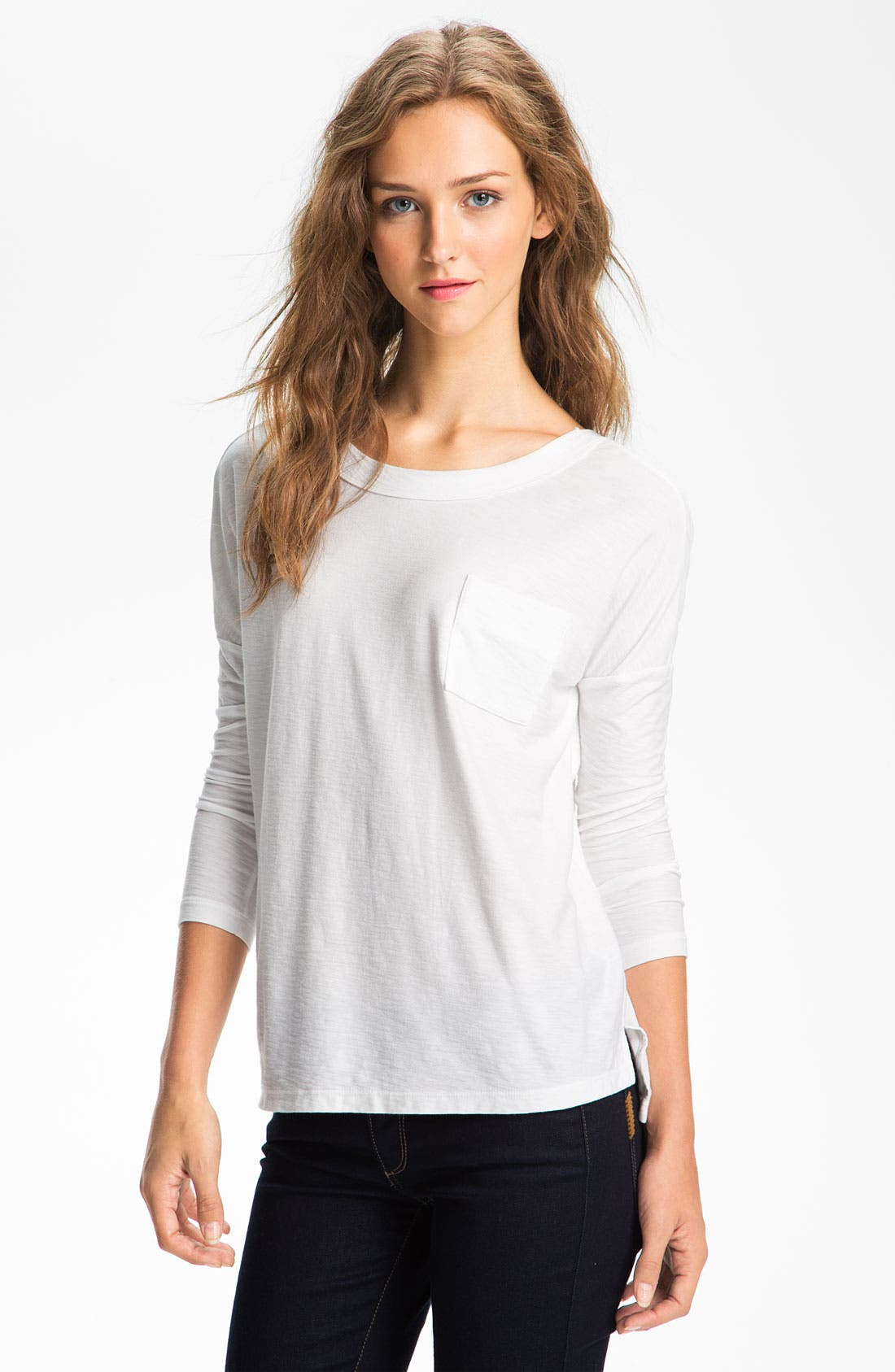 Main Image - James Perse U-Back Top
