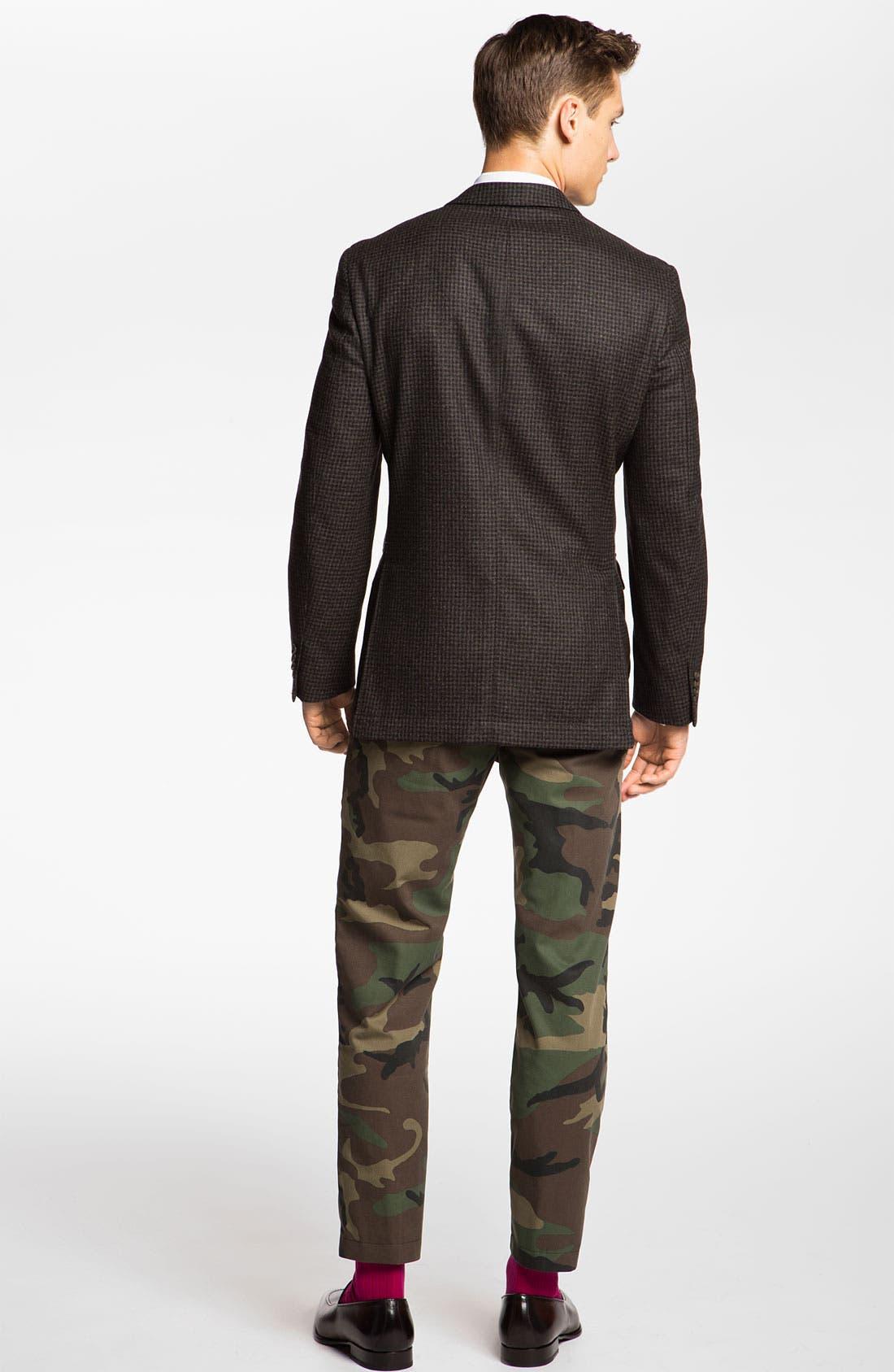 Alternate Image 5  - Kroon 'Harrison' Wool Sportcoat