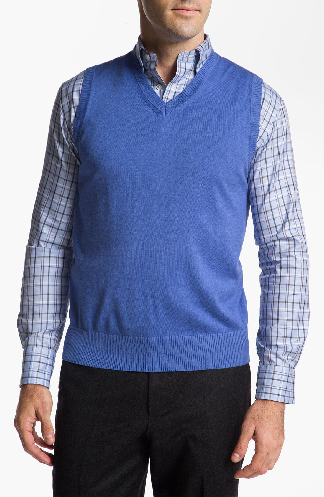 Alternate Image 1 Selected - Façonnable 'Sicoca' Vest