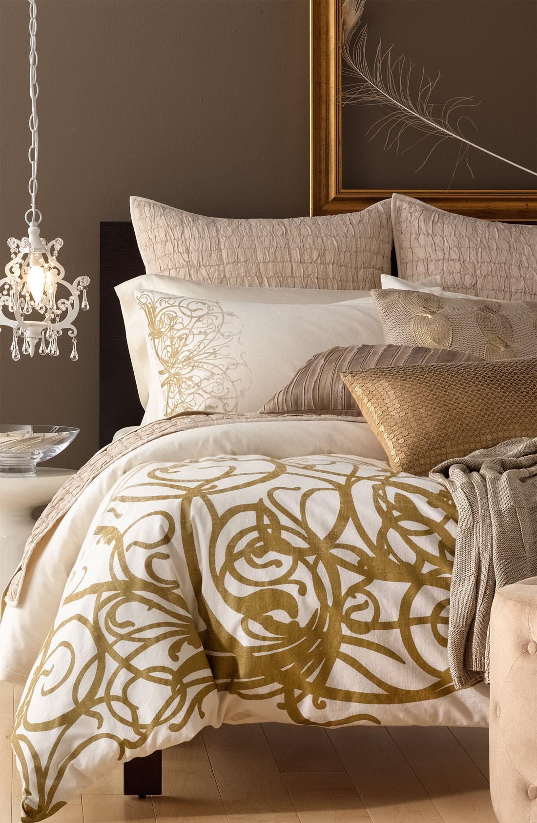 Alternate Image 3  - Nordstrom at Home 'Telegram' Pillow Cover