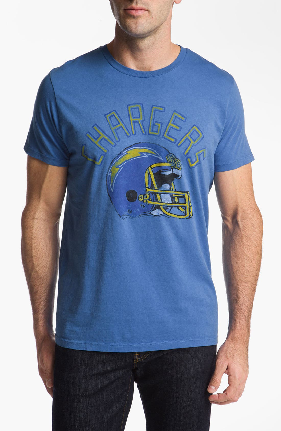 Alternate Image 1 Selected - Junk Food 'San Diego Chargers' T-Shirt