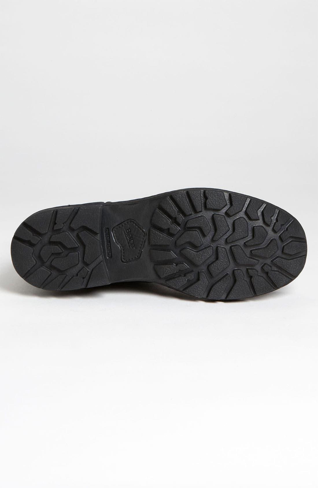 Alternate Image 4  - Børn 'Brunell' Harness Chelsea Boot (Men)
