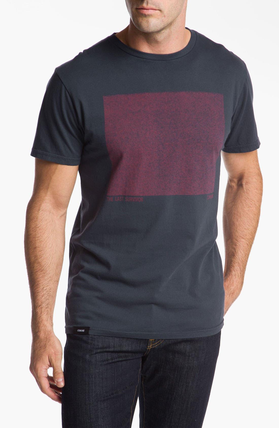 Alternate Image 1 Selected - Comune 'Last Survivor' Graphic T-Shirt