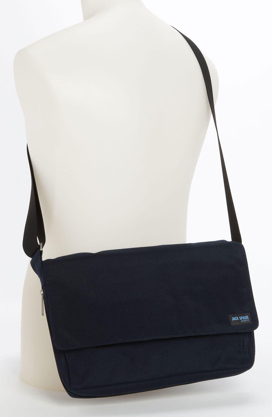 Alternate Image 4  - Jack Spade Expandable Messenger Bag
