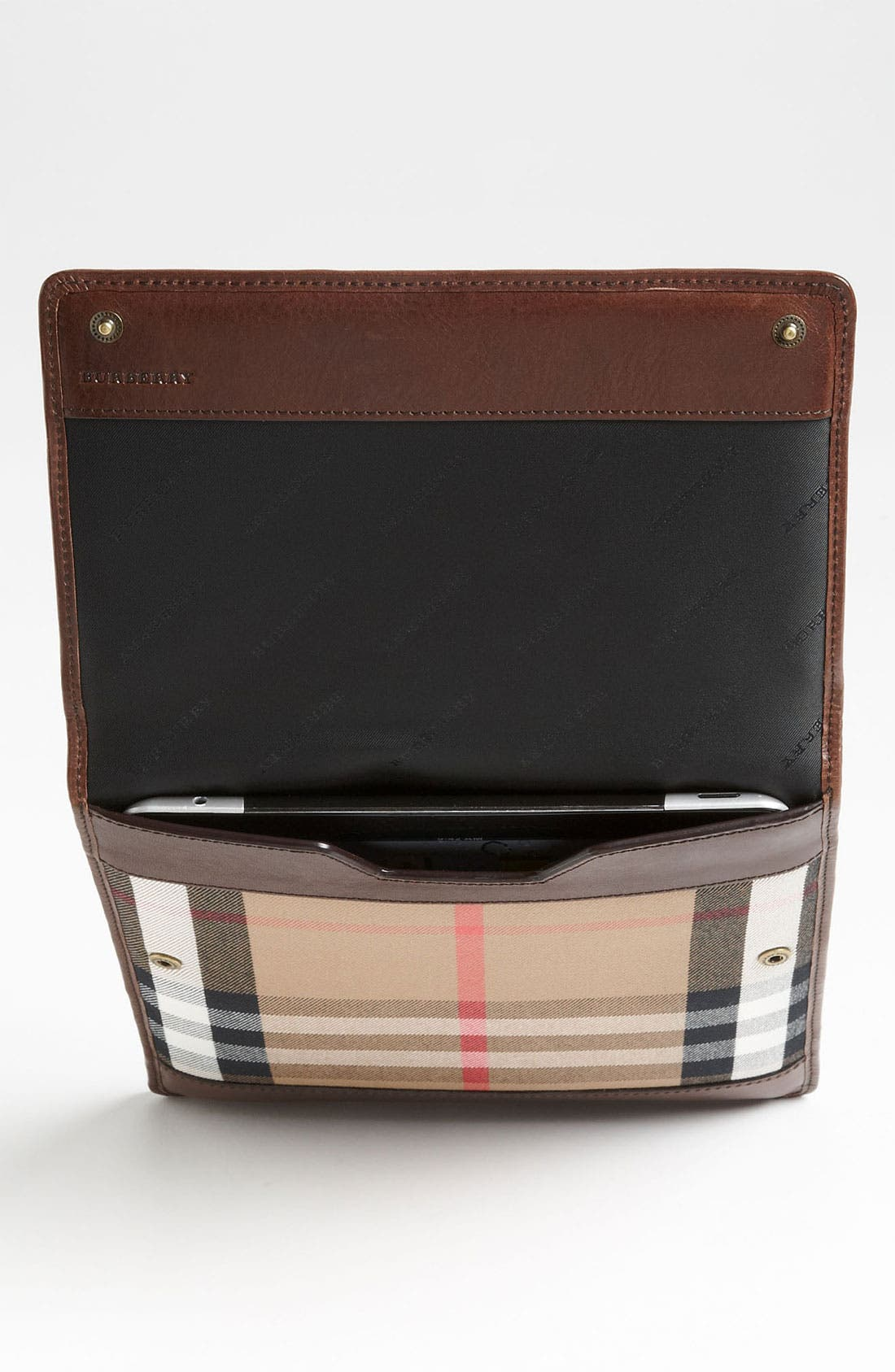 Alternate Image 3  - Burberry 'House Check' iPad Sleeve
