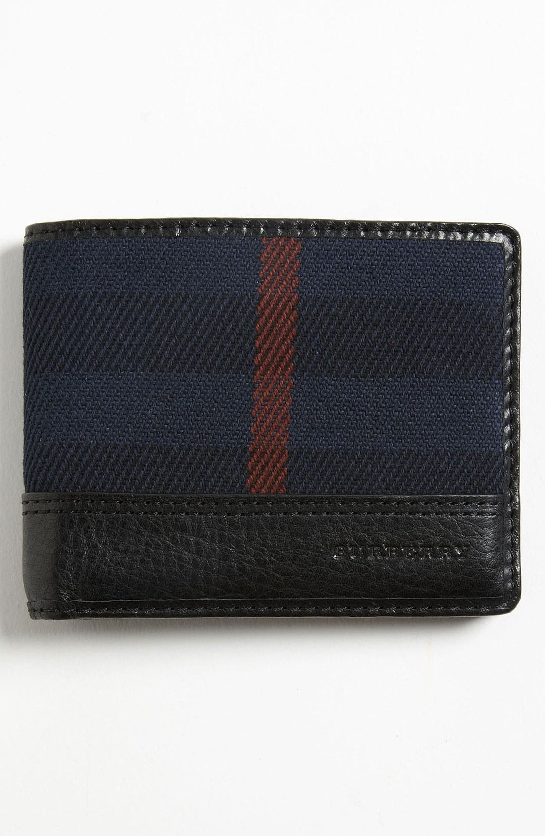 Alternate Image 2  - Burberry Hip Wallet