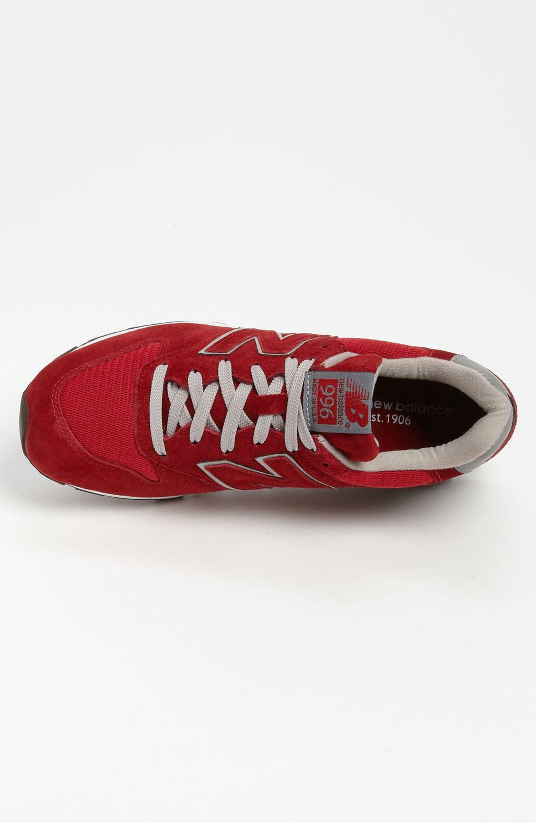 Alternate Image 3  - New Balance '996' Sneaker (Men)