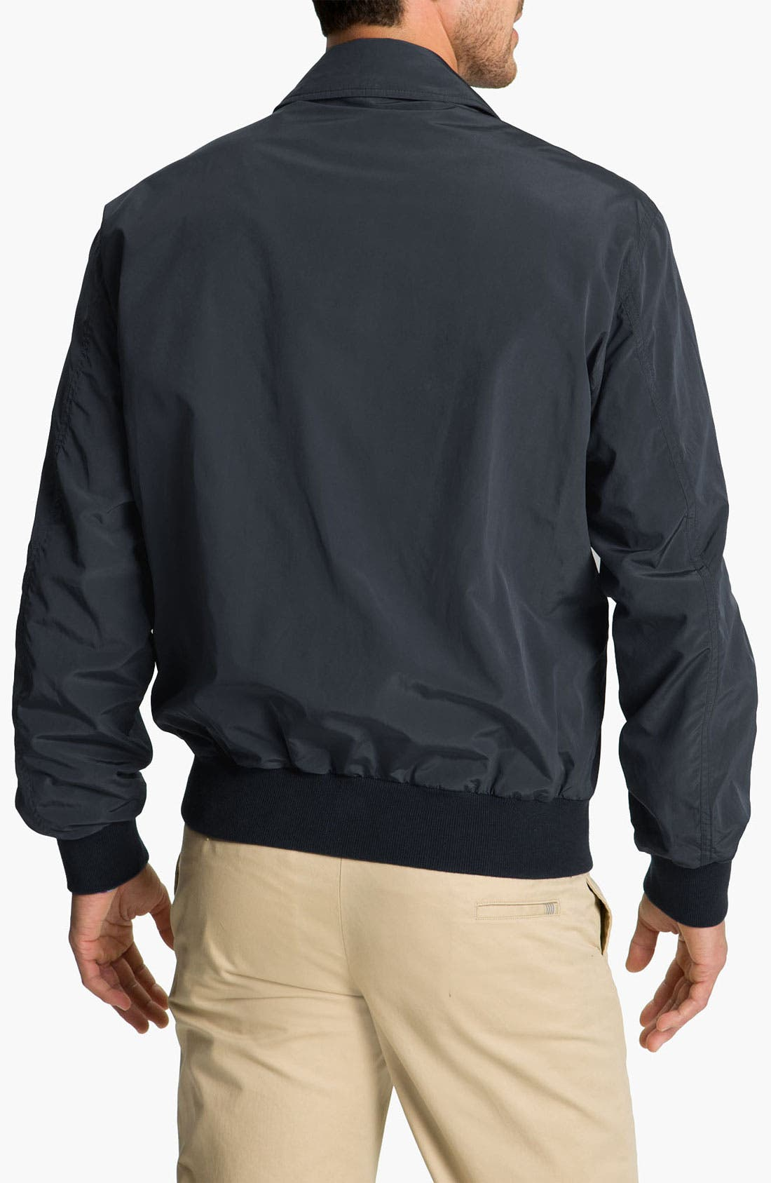 Alternate Image 2  - Façonnable Microfiber Jacket