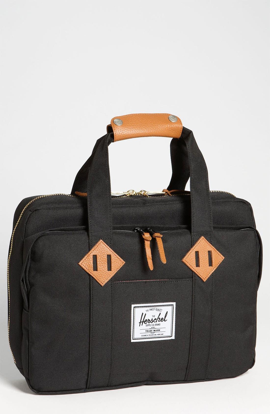 Alternate Image 1 Selected - Herschel Supply Co. 'Oak' Laptop Briefcase