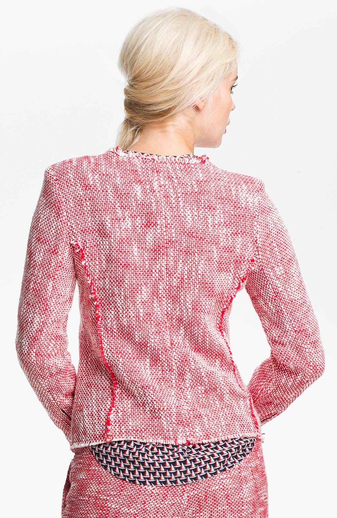 Alternate Image 2  - Joie 'Collis' Tweed Jacket