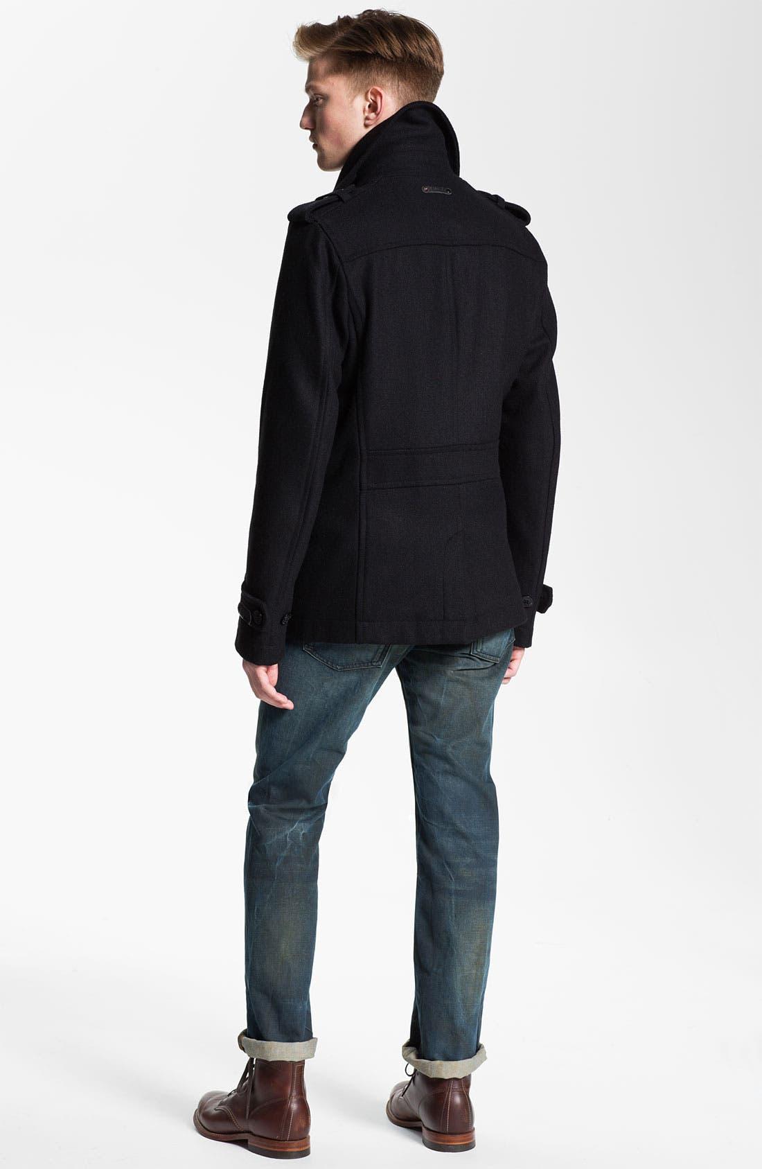 Alternate Image 6  - DIESEL® 'Waykee' Straight Leg Jeans (0808H)